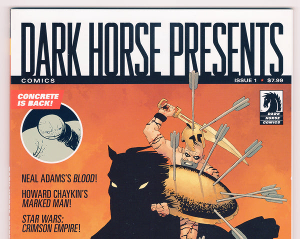 Dark Horse Presents #1 Variant NM (2011)