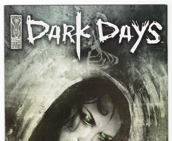 Dark Days #6 NM- - Rediscover Geek