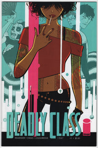 Deadly Class #1 NM