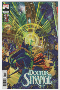 Doctor Strange #20 (8th Series, 2018) Alex Ross Marvels 25th Variant - NM