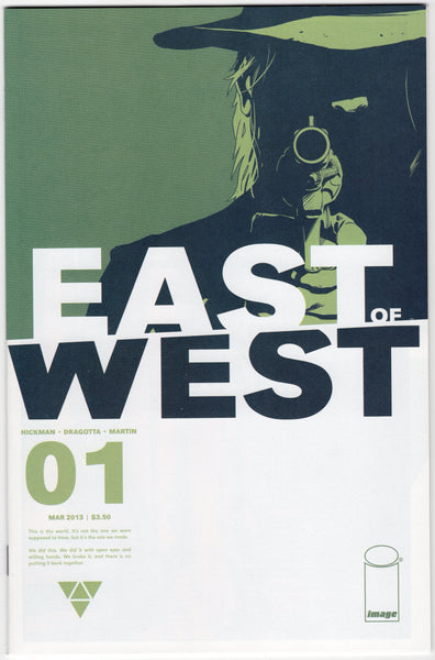 East of West #1 NM First Print