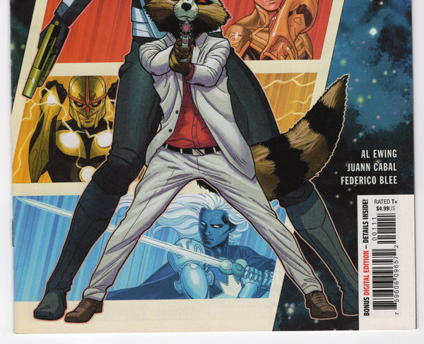 Guardians of the Galaxy #1 (7th Series, 2020) NM - Rediscover Geek