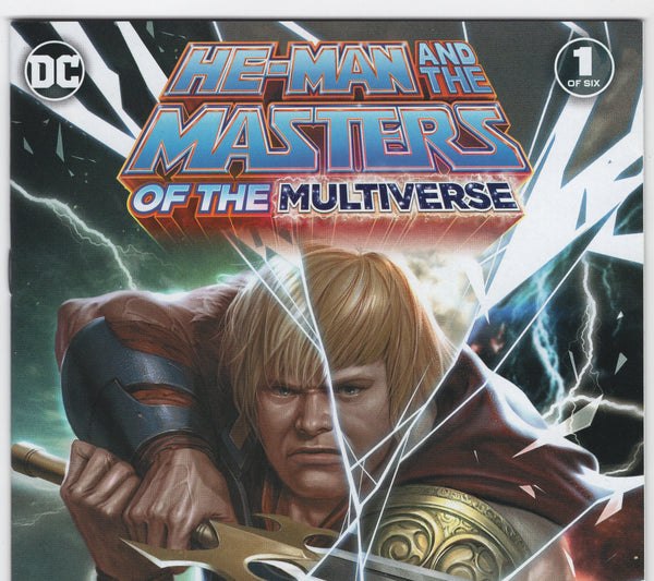 He-Man and the Masters of the Multiverse #1 - Rediscover Geek