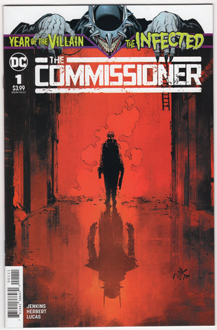 The Infected: The Commissioner #1 NM - Rediscover Geek