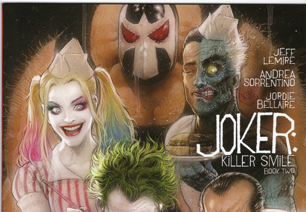 Joker: Killer Smile #2B NM - Rediscover Geek