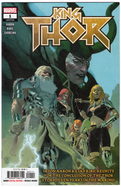 King Thor #1 NM- - Rediscover Geek