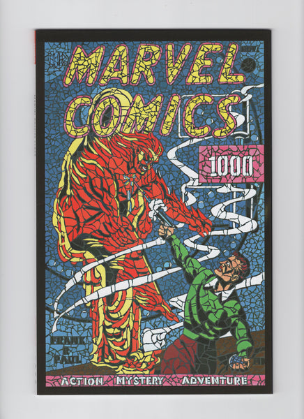 Marvel Comics #1000 - Shattered Comics Variant - NM- - Rediscover Geek