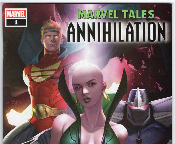 Marvel Tales: Annihilation #1 NM- - Rediscover Geek