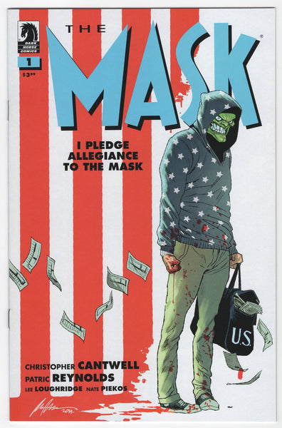 Mask: I Pledge Allegiance to the Mask - Rediscover Geek