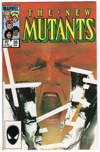 New Mutants #26 - 1st Appearance of Legion - VF- - Rediscover Geek