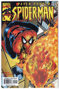 Peter Parker: Spider-Man #21 NM- - Rediscover Geek