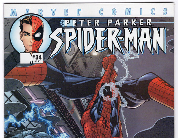 Peter Parker: Spider-Man #34 NM - Rediscover Geek