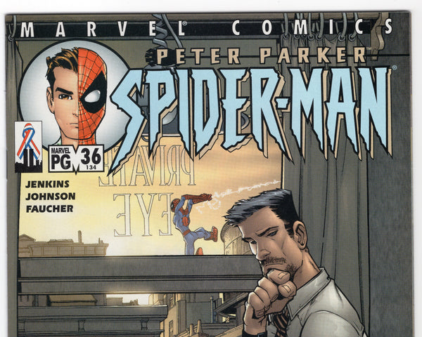 Peter Parker: Spider-Man #36 NM - Rediscover Geek