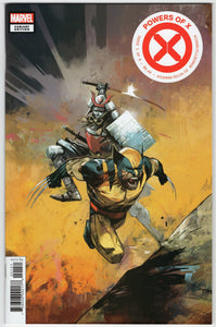 Powers of X #1 - Huddleston Variant - NM - Rediscover Geek