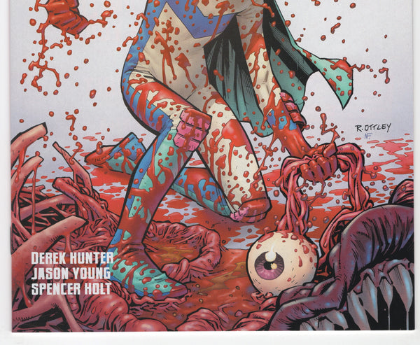 Pretty Violent #1B - Ottley Variant - NM - Rediscover Geek