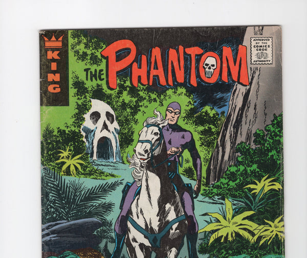 The Phantom #R-15 (1977, King Features) VG-