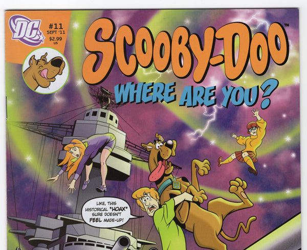 Scooby-Doo, Where Are You #11 VF- - Rediscover Geek