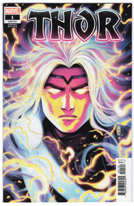 Thor #1 (6th Series, 2020) Jen Bartel - NM- - Rediscover Geek