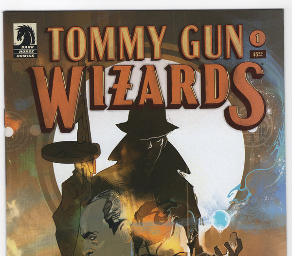Tommy Gun Wizards #1 NM - Rediscover Geek