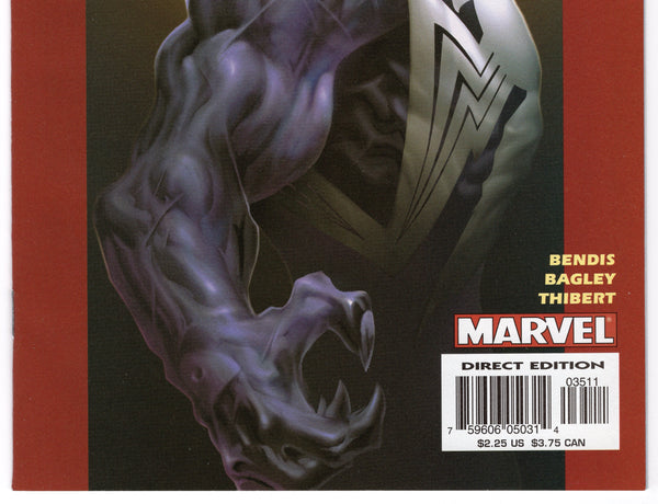Ultimate Spider-Man #35 NM-