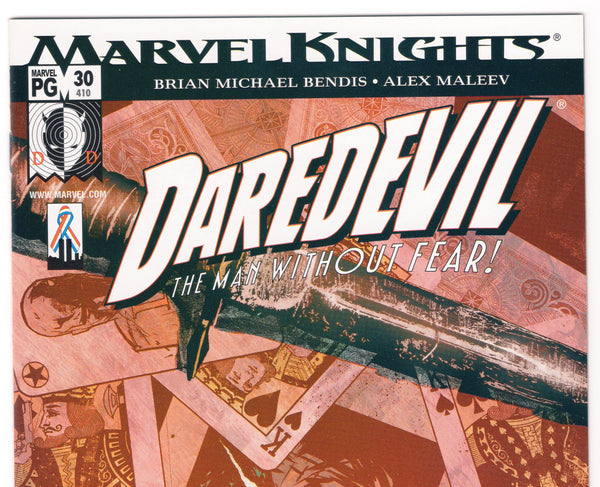 Daredevil #30 (2nd Series, 1998) NM- - Rediscover Geek