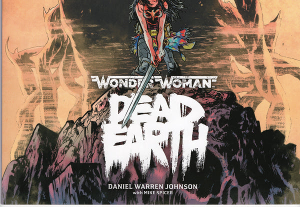 Wonder Woman: Dead Earth #1 NM - Rediscover Geek