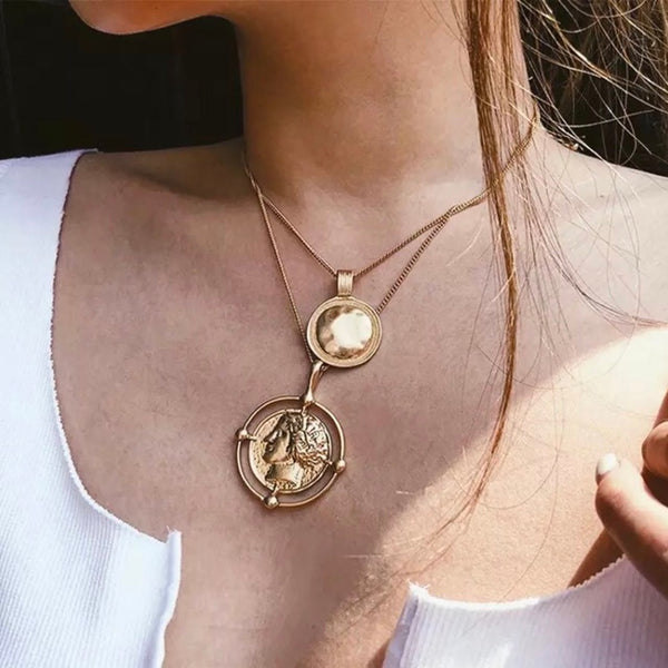 Midas Coin Necklace
