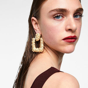 Blake Statement Earrings - Yesines.com