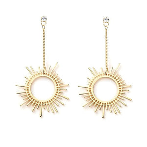 Bohemia Sun Drop Earrings - Yesines.com