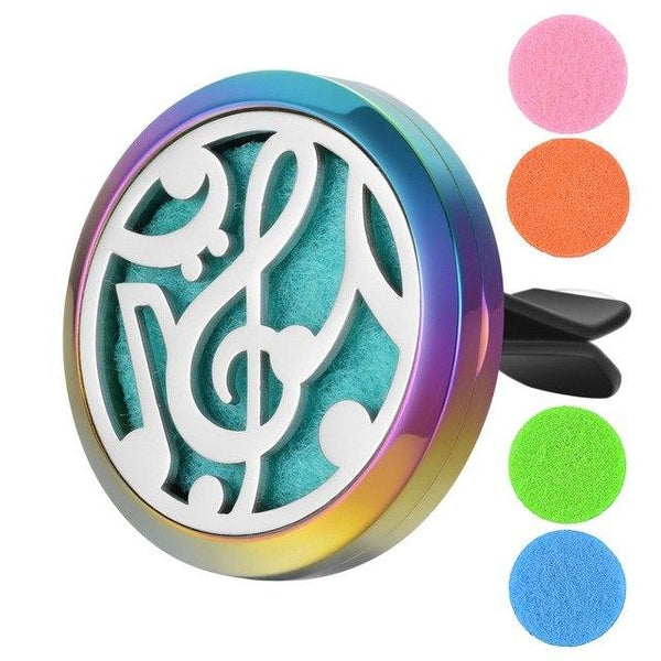 Car Aromatherapy Diffuser - Yesines.com