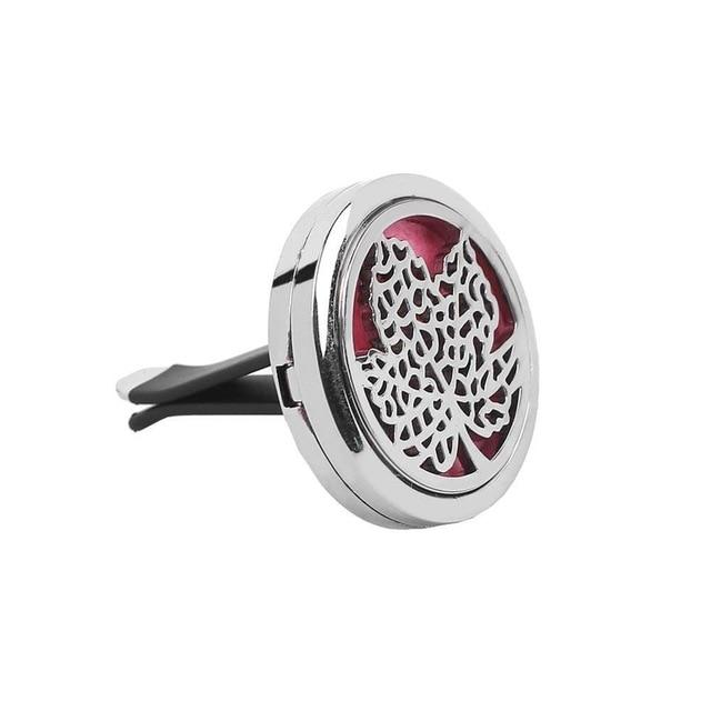 Car Perfume Aromatherapy Essential Oil Diffuser Air Vent Flavoring Car - Yesines.com