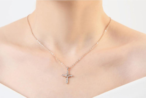 Cross Necklace - Yesines.com