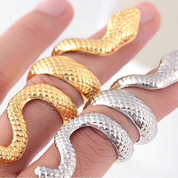 Fashion Snake Ring - Yesines.com
