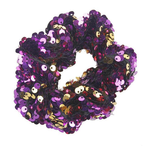 Frannie Sequins Scrunchie - Yesines.com