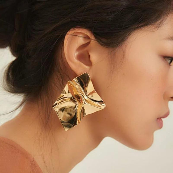 Pheme Exaggerated Earrings - Yesines.com