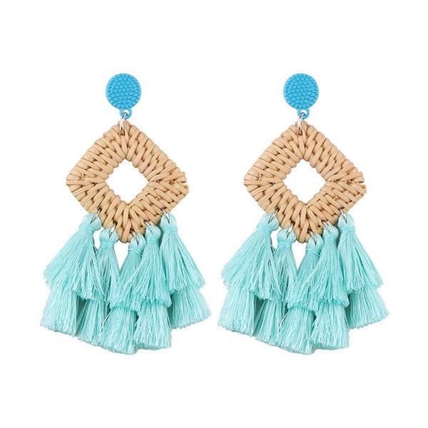 Violette Bohemian Earrings