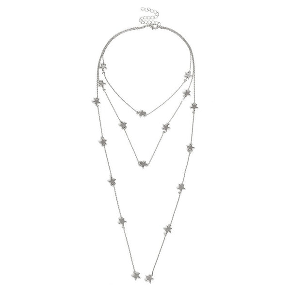 Vega Star Necklace
