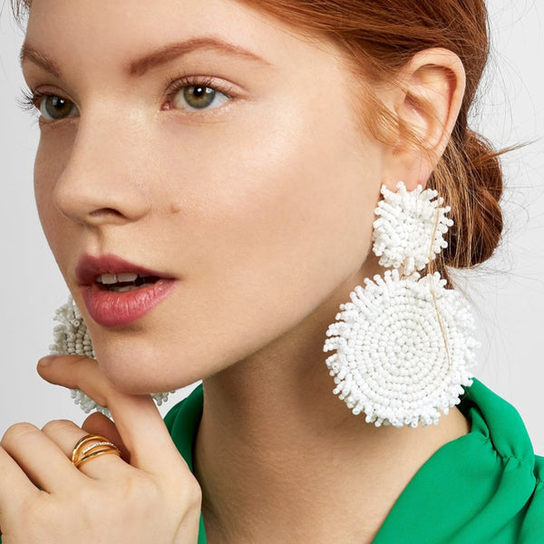 Hera Drop Earrings