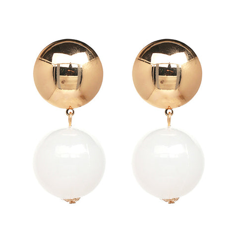 Persephone Pearl Earrings