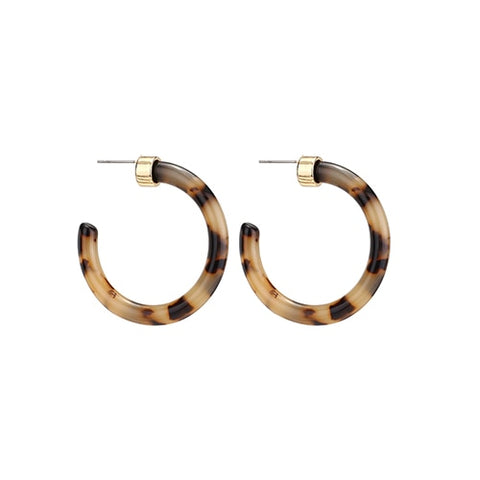 Electra Hoop Earrings