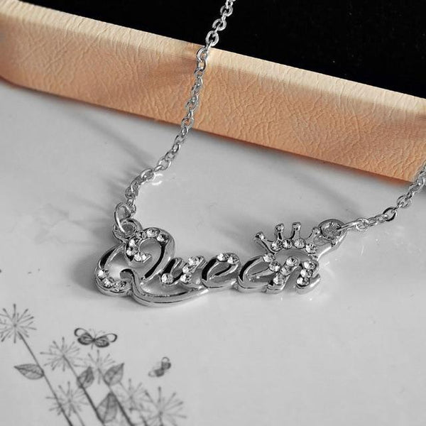 Queen Necklace - Yesines.com