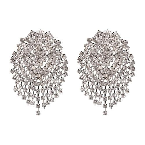 Tammy Crystal Beads Earrings - Yesines.com