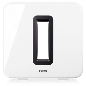 Sonos Sub from Big Bear Home Theatre