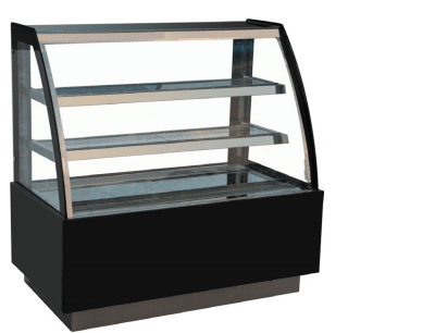 CHEF 3 ft Pastry Display Cooler