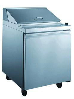 Omcan 27-inch Refrigerated Prep Table