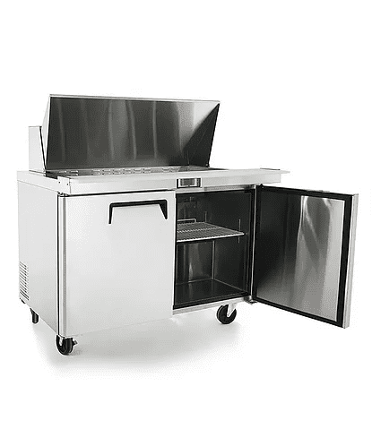 CHEF 48″ Mega Top Sandwich Prep Table