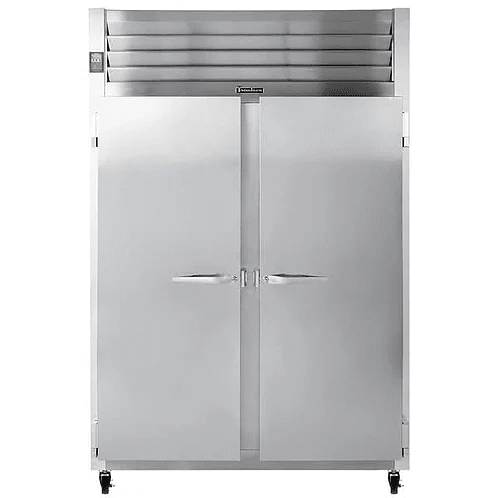 Traulsen Two Solid Door Reach-In Refrigerator