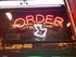 Electric Order Sign-Used