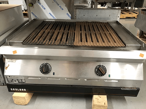 GARLAND ELECTRIC  Charbroiler - Used