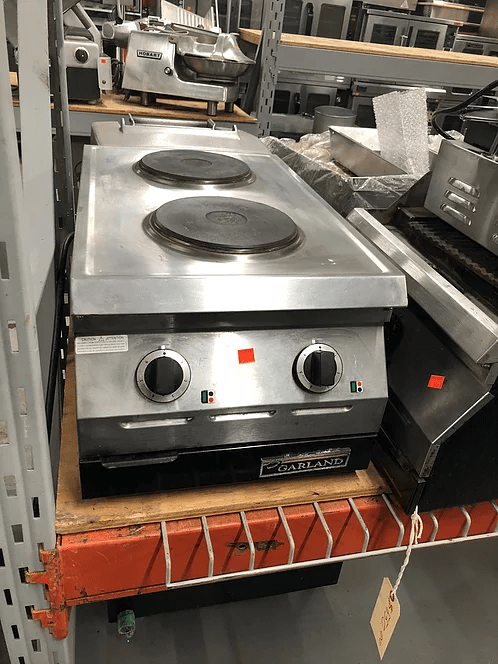 GARLAND Electric Double Stock Pot - Used
